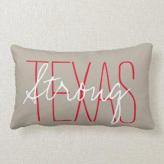CHIC PILLOW-TEXAS STRONG -Aug. 2017 Lumbar Pillow