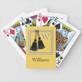 CHIC PLAYING CARDS_PANTONE 2017_PRIMROSE YELLOW BICYCLE PLAYING CARDS
