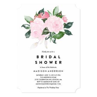 Chic Romance | Bridal Shower Invitation
