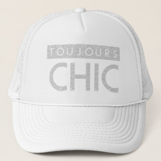 Chic Toujours Cap