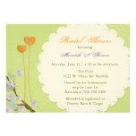 Chic, Trendy Spring | Summer Bridal Shower Invites