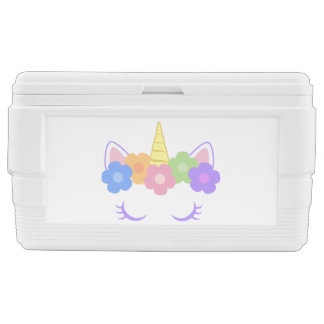 Chic Unicorn Chest Cooler