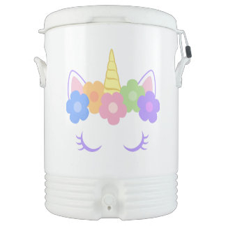 Chic Unicorn Cooler
