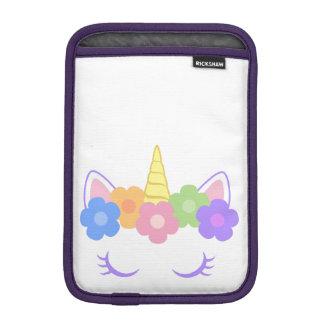 Chic Unicorn iPad Mini Sleeve