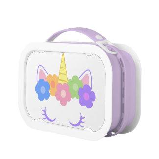 Chic Unicorn Lunch Box