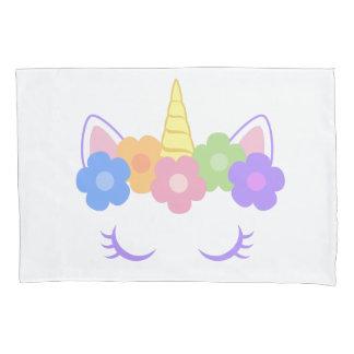 Chic Unicorn Pillowcase