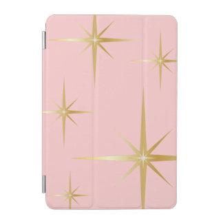 Chic Vintage Starburst iPad Mini Cover - Pink