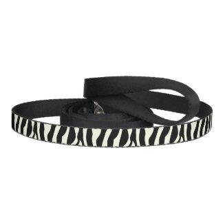 Chic  Zebra Print Pet Leash