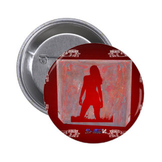 CHICA LINDA RED CUSTOMIZABLE PRODUCTS BUTTON