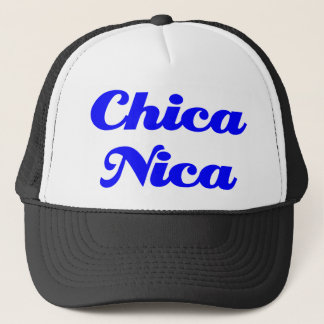 Chica Nica Trucker Hat