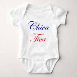 Chica Tica Baby Bodysuit