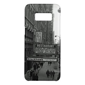 Chicago 1960's Blackhawk Restaurant Sign Street Case-Mate Samsung Galaxy S8 Case