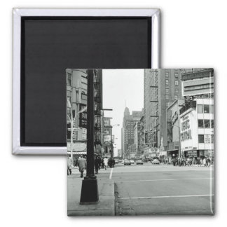 Chicago 1960's Randolph St Oriental Theater Photo Magnet