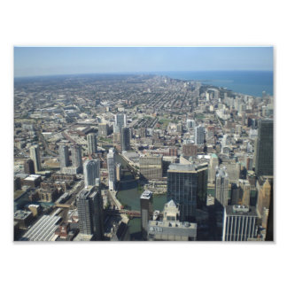Chicago 1 photo print