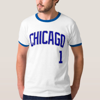 Chicago #1 t shirt