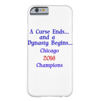 Chicago 2016 Champs Dynasty Iphone 6 case