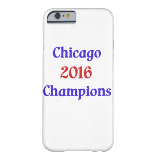 Chicago 2016 Champs Iphone 6 case
