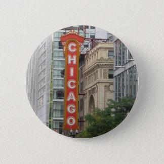 Chicago 2 Inch Round Button