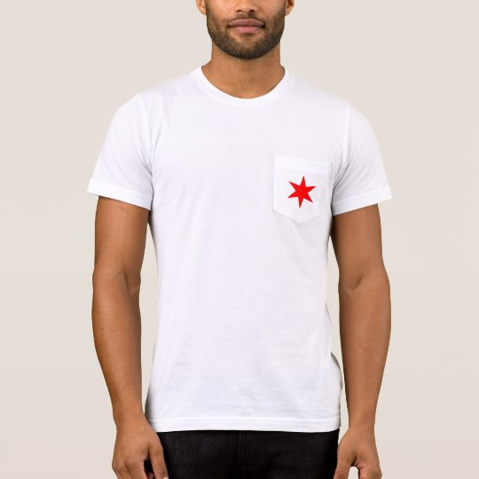 Chicago 6 pointed star T-Shirt