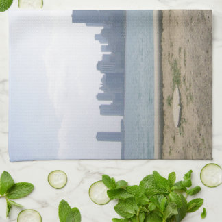 Chicago Across the Water Kitchen Towel