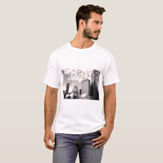 Chicago architecture - t-shirts