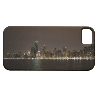 Chicago at Night iPhone 5 Cover