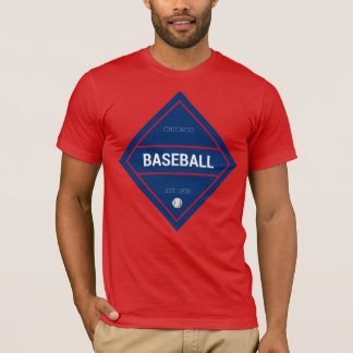Chicago Baseball 1876 T-Shirt