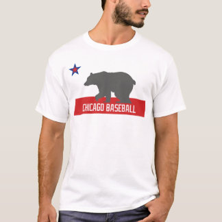 Chicago Baseball T-Shirt
