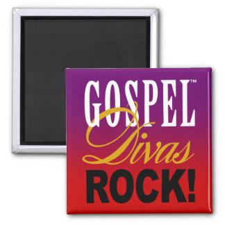 """CHICAGO BLING - """"Gospel Divas Rock!"""" Magnet"""