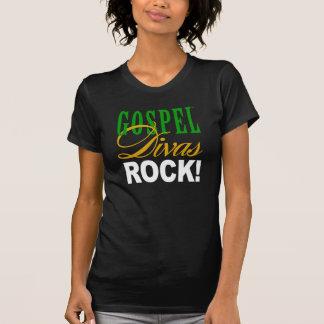 """CHICAGO BLING - """"Gospel Divas Rock!"""" T Shirt"""