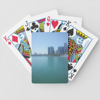 Chicago Blue Deck of Playing Cards