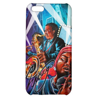Chicago Blues iphone case Case For iPhone 5C