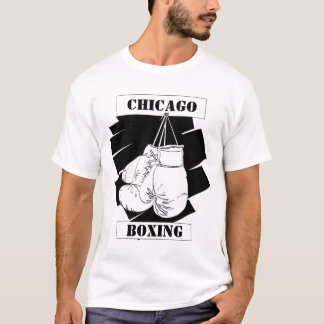 Chicago Boxing Gloves T-Shirt