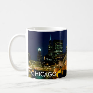 Chicago Buckingham Fountain Coffee Mug