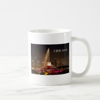 CHICAGO Buckingham Fountain (St.K) Coffee Mug