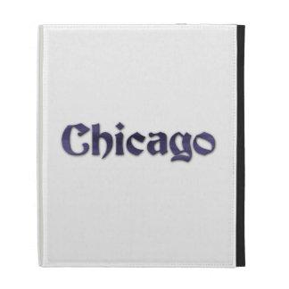 Chicago iPad Folio Case