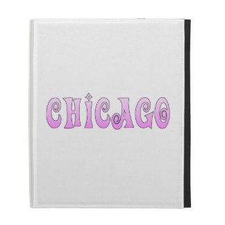Chicago iPad Folio Cover