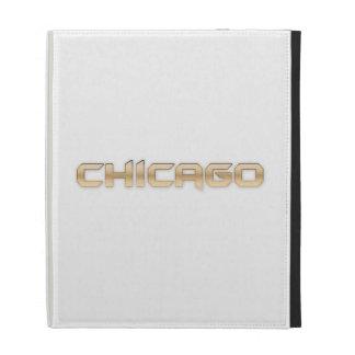 Chicago iPad Folio Cases