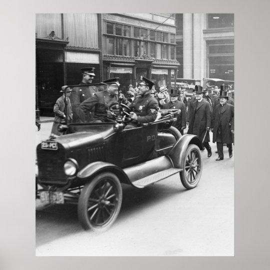 Chicago Catholics, 1920s Poster