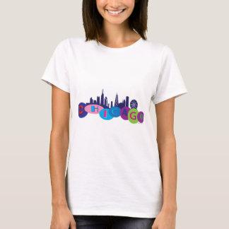 Chicago-Circles-1 T-Shirt
