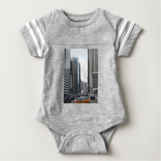 CHICAGO CITY BABY BODYSUIT