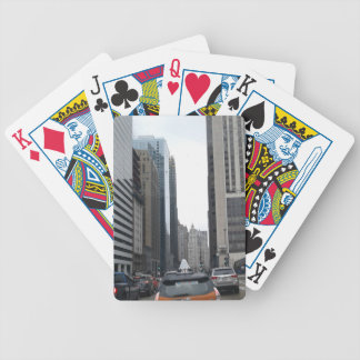 CHICAGO CITY BICYCLE PLAYING CARDS