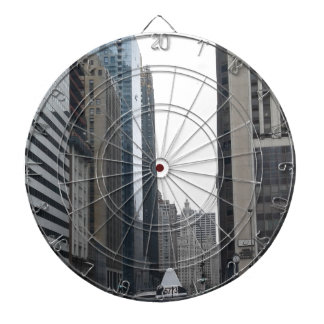 CHICAGO CITY DARTBOARD