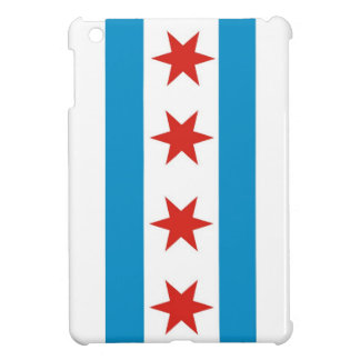 chicago city flag united states america cover for the iPad mini