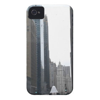 CHICAGO CITY iPhone 4 Case-Mate CASE