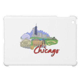 chicago city travel graphic.png case for the iPad mini