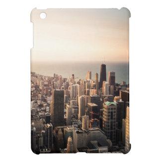 Chicago cityscape iPad mini cover