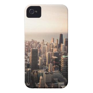 Chicago cityscape iPhone 4 case