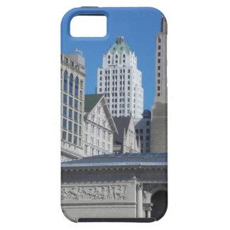 Chicago cityscape iPhone 5 case