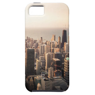 Chicago cityscape iPhone 5 covers